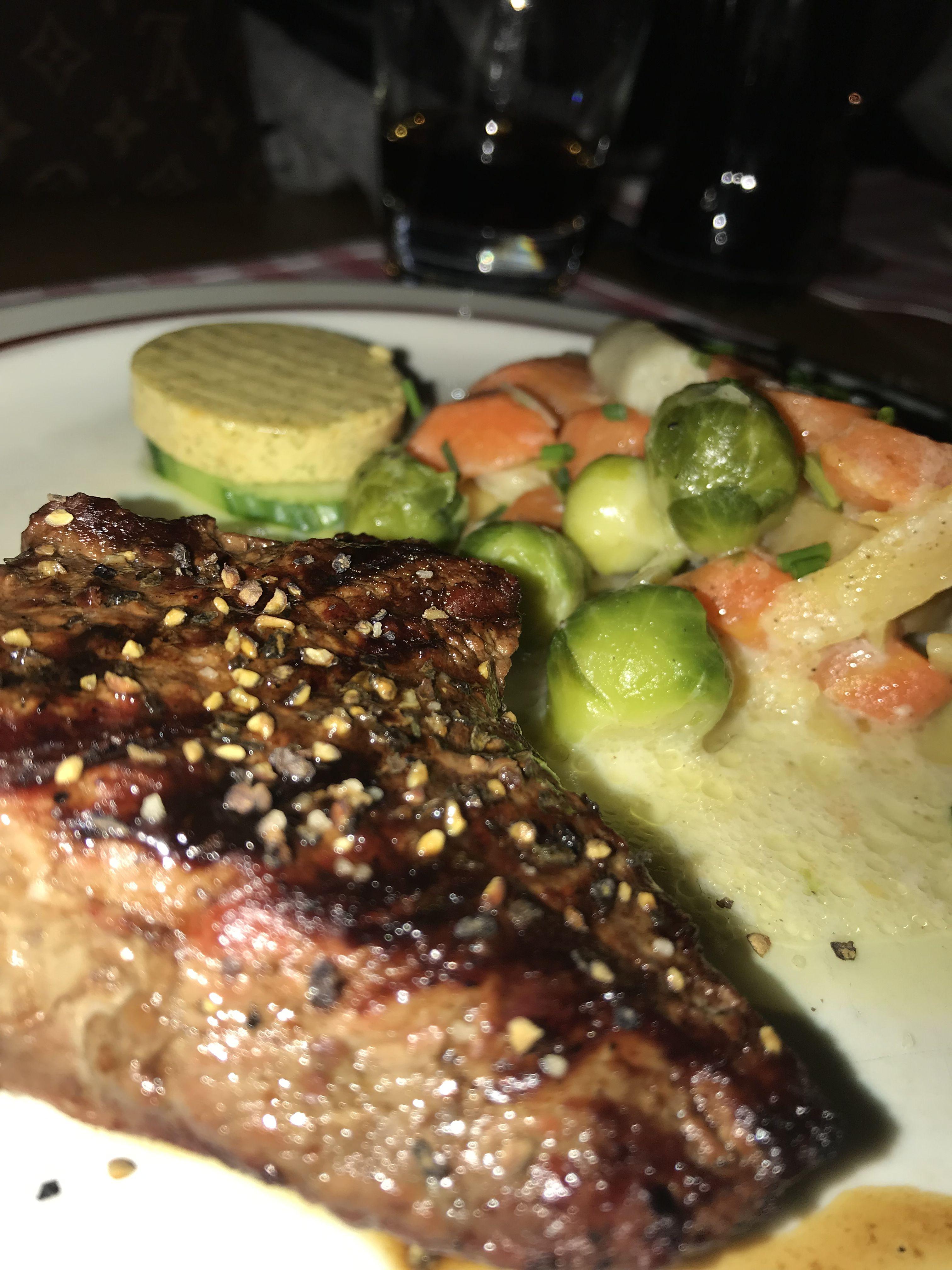 Blockhouse Steak