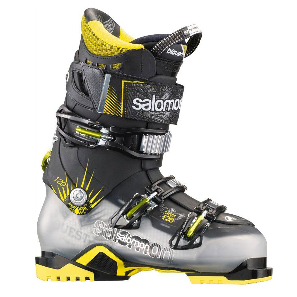Salomon Quest 120 Ski Boots Ski Boots Design Ski Boots Touring Boots