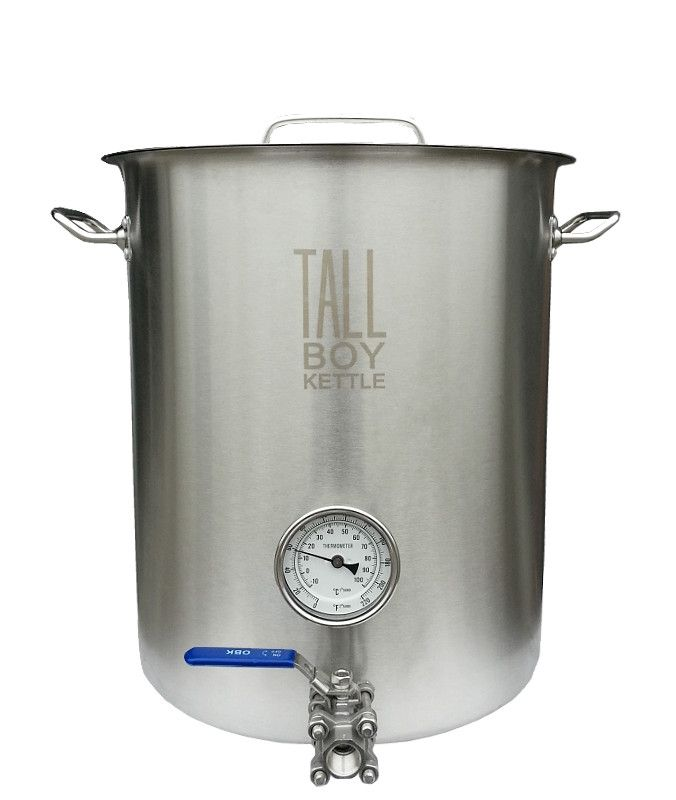 10 Gallon Heavy Duty Stainless Steel Tall Kettle Kettle Stainless Steel Gallon
