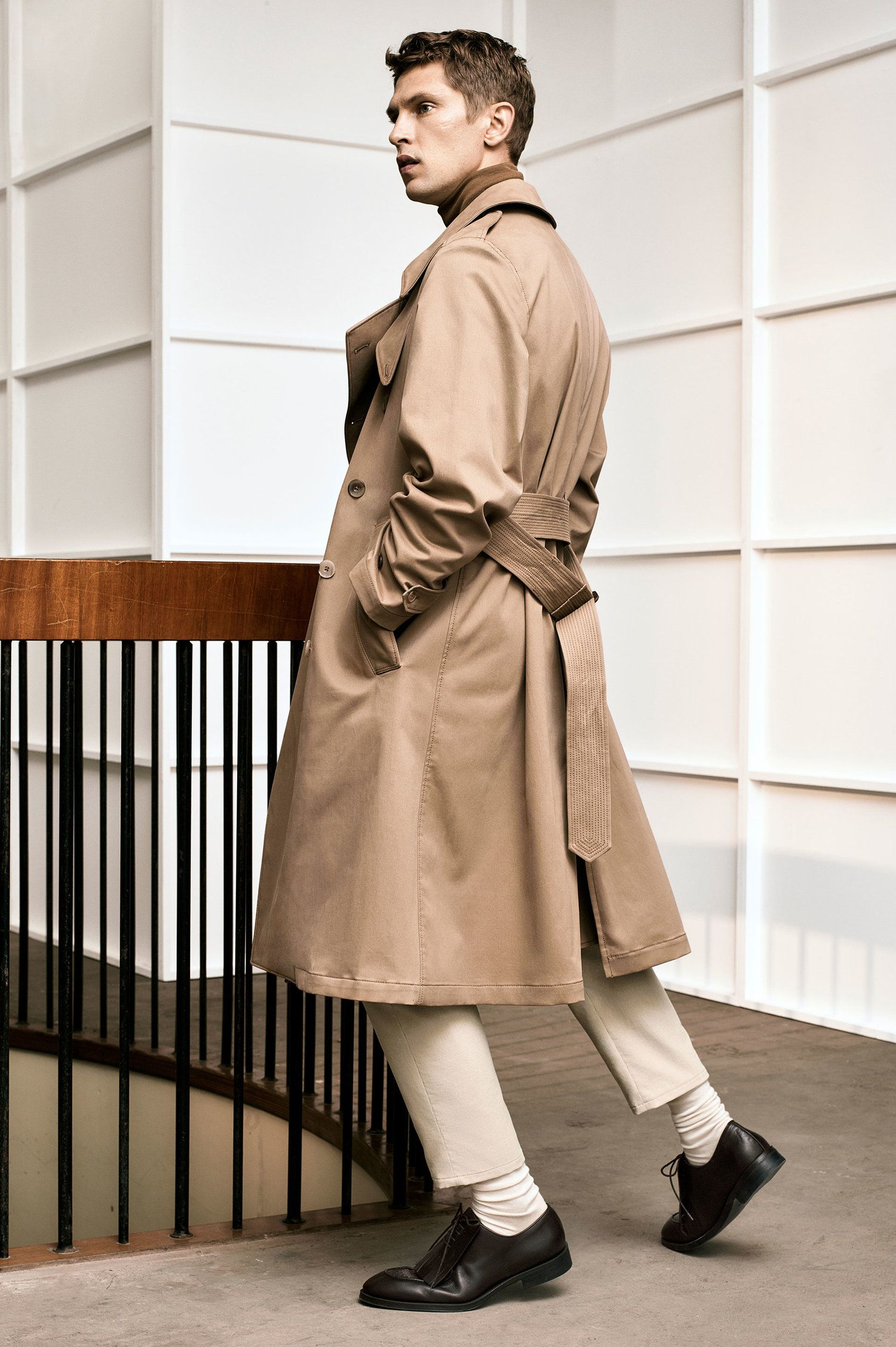 lookbook : zara studio f/w 2016. zara studio trench coat, zara