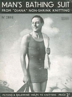 fcf01865de men's bathing suits in 1920 - Google Search | 1920 clothes ...
