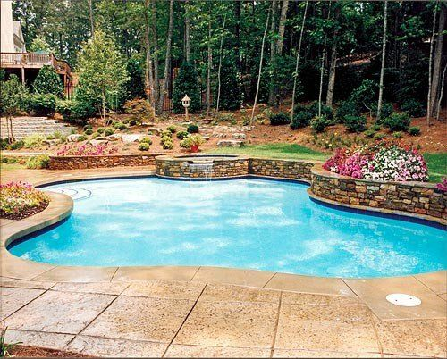 Pool companies chester county pool builders chester for Pool design companies
