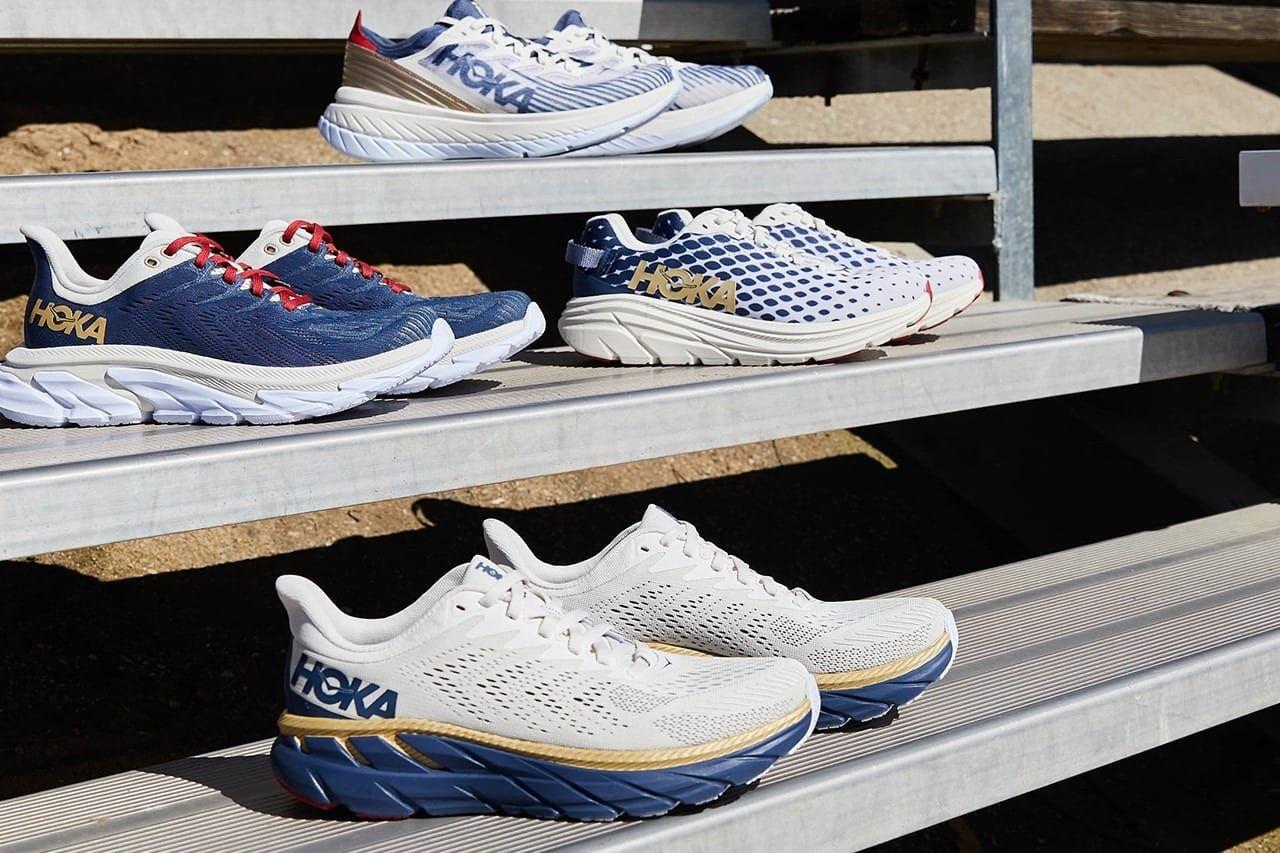 Pomimo Tego Ze Igrzyska Olimpijskie Przeniesiono Na 2021 Rok To Hoka One One Wypuszcza Kolekcje Butow Team Kit W Olimpijs In 2020 Sneakers Saucony Sneaker One Team
