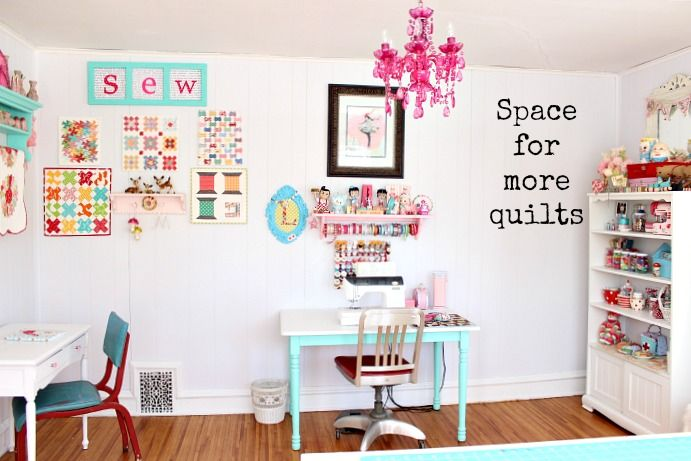 Sewing Room Makeover Sewing Rooms Sewing Room Organization