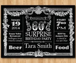 Image Result For Funny 60th Birthday Invitations Free