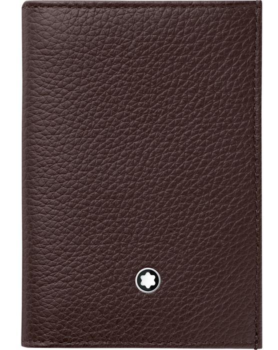 114474 montblanc meisterstuck card holder - Mont Blanc Card Holder
