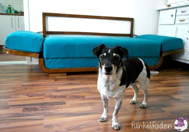 Etwas Neues genug DIY – Aus einem alten Sofa wird ein Traumsofa › Anleitungen, Do it @GP_92