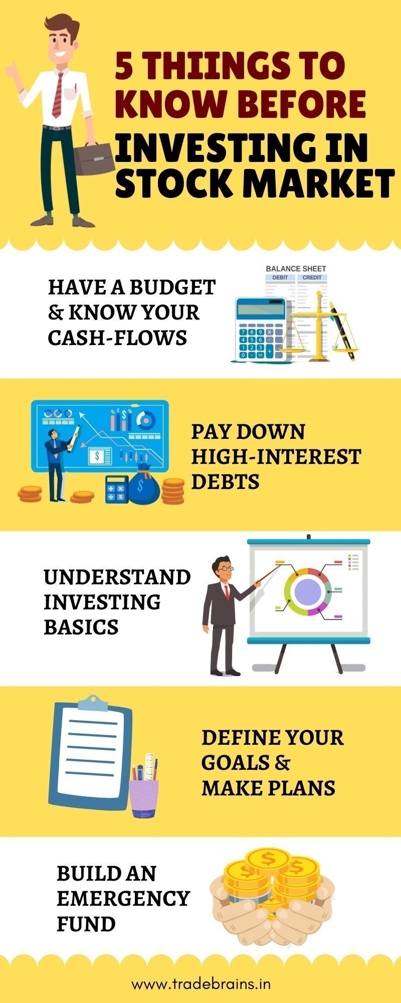 7 Things To Do Before You Start Investing In 2020 Finance Investing Investing Start Investing