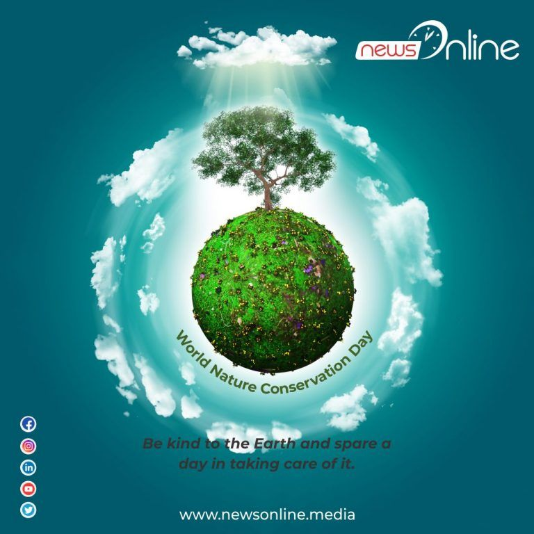 World Nature Conservation Day In 2020 World Environment Day Nature Conservation Nature