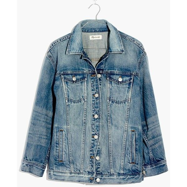 In Jacket Oversized The Jean Capstone Wash530 Ron Madewell dthsxBrQC