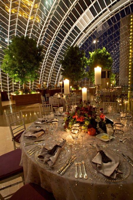 Kimmel Center Hamilton Garden Philadelphia Wedding Venues
