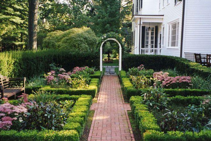 Garden design in Princeton, NJ