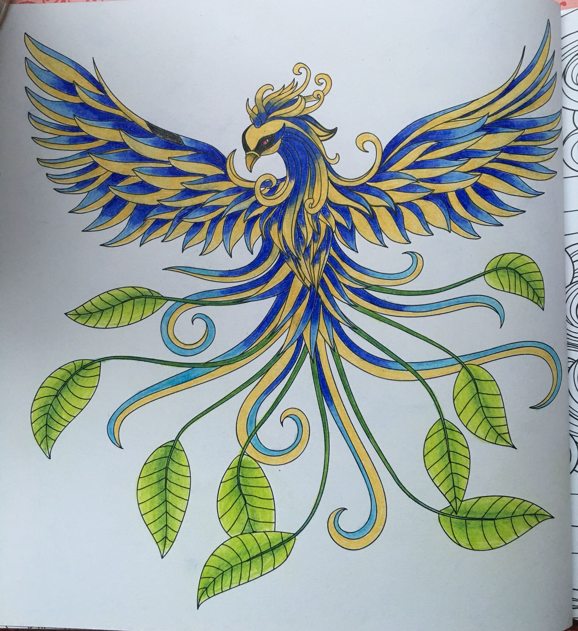 Free spirit coloring book by thaneeya mcardle coloring books by - Adult Coloring Free Spirit Book From Kaiser Colour