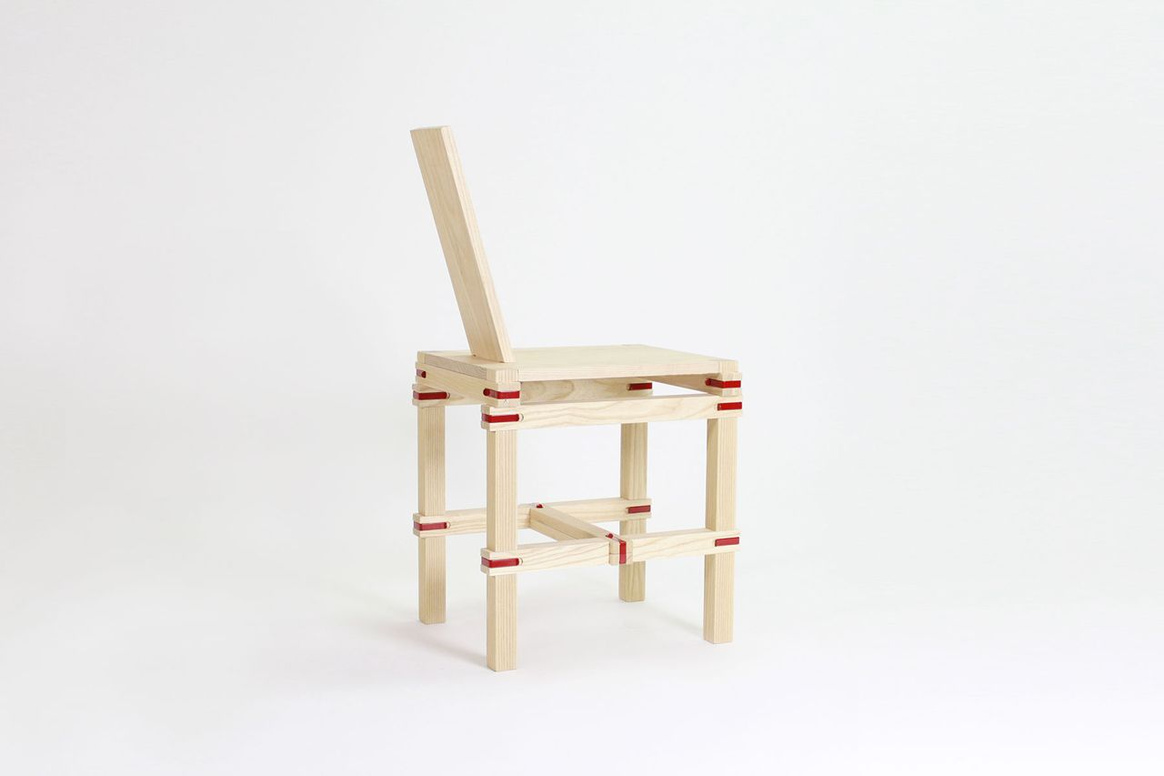 Nomadic Chair My Home Design Chair Joinery Details