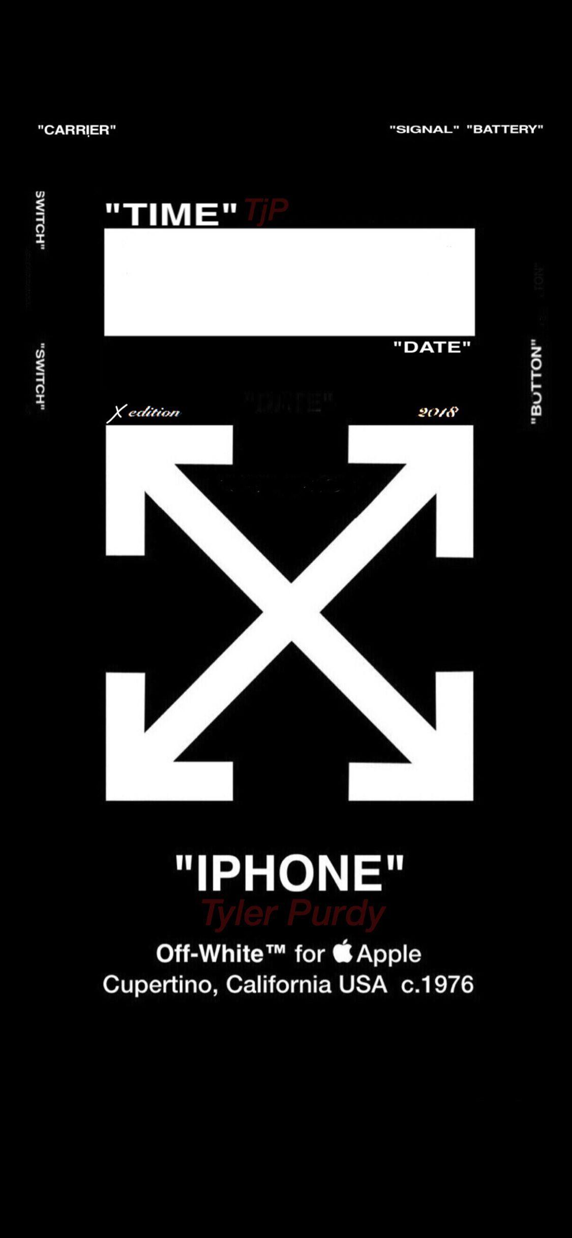 Lock Screen Off White Wallpaper Iphone Xs Max White Wallpaper For Iphone Iphone Wallpaper Off White Lock Screen Wallpaper Iphone