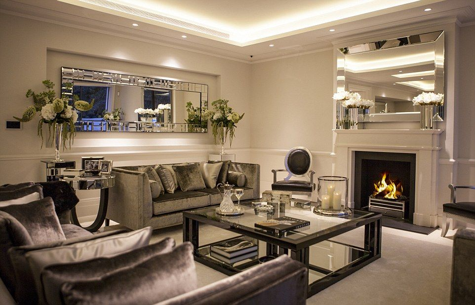 Star interior designer Celia Sawyer reveals her top ten design tricks  Lounge  LightingReception  Star interior designer Celia Sawyer reveals her top ten design  . Lounge Lighting. Home Design Ideas