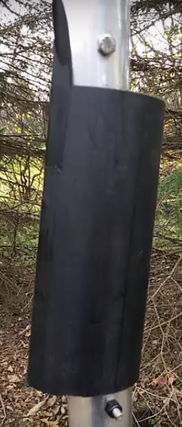 Bundle | 20' DXV + LDG RT-100 | No Radials OCF Vertical Dipole