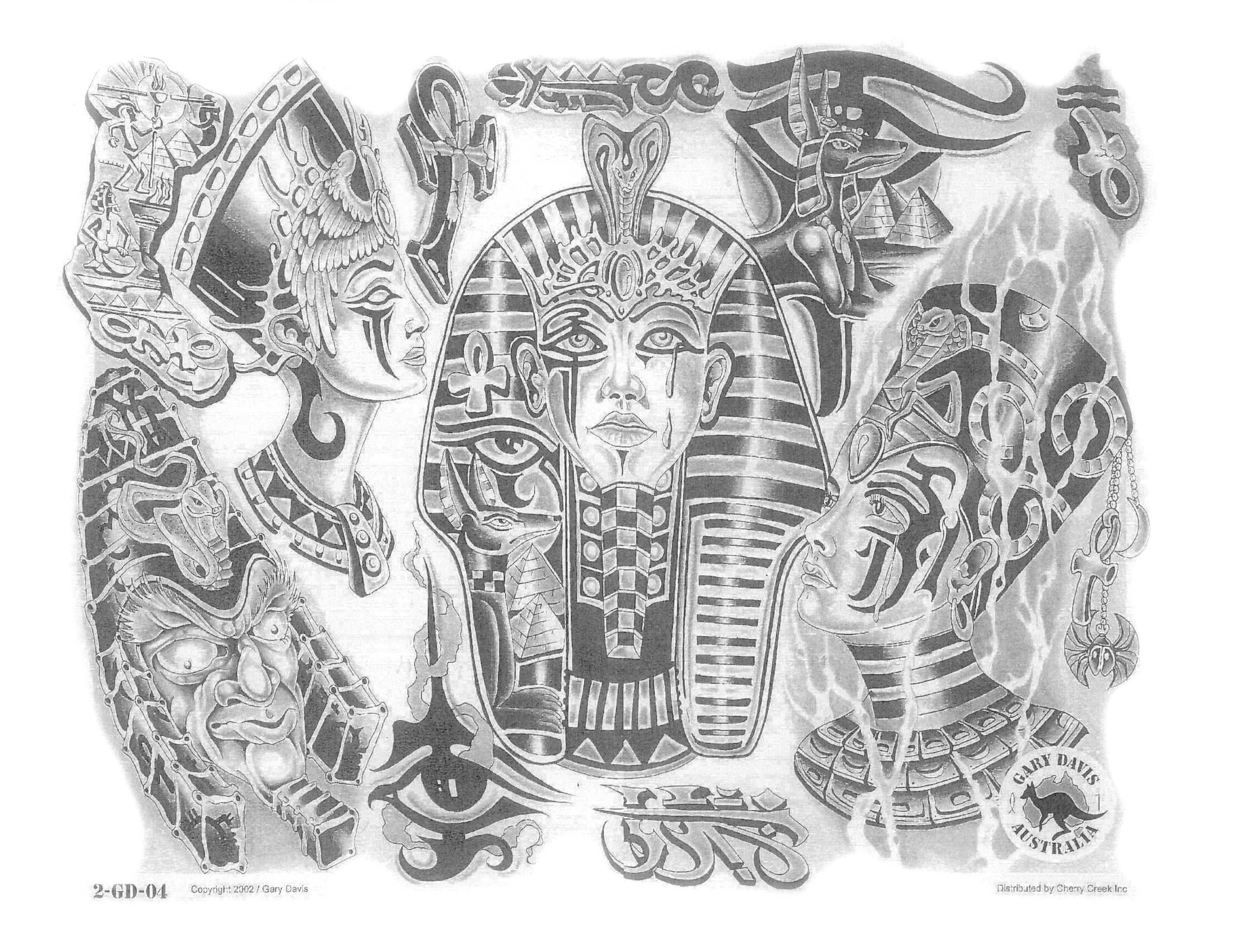 Egyptian sleeve tattoo google search ideas for the for Egyptian tattoo flash