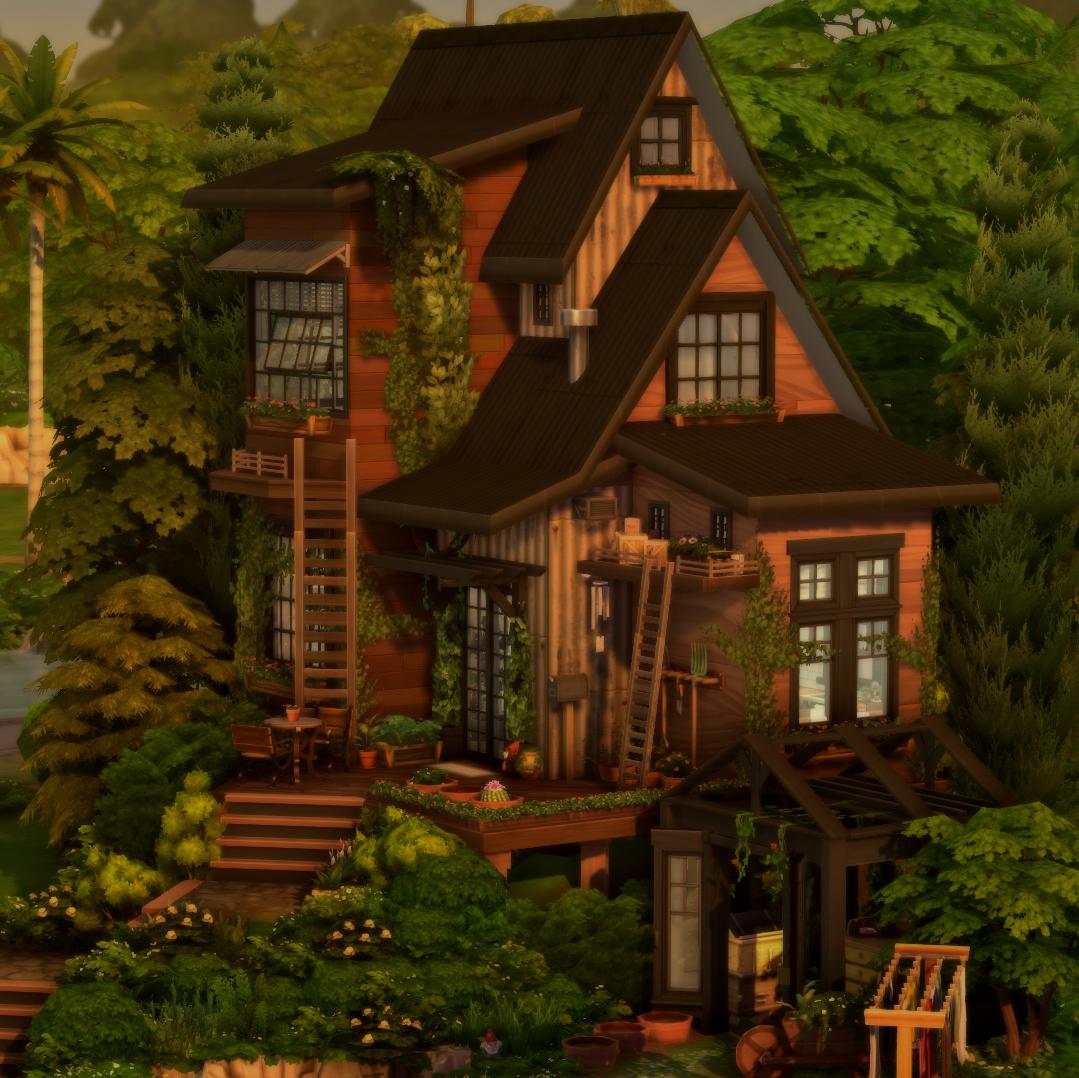 Miss Ruby Bird — awingedllama • tiny gardener's shack • Do you