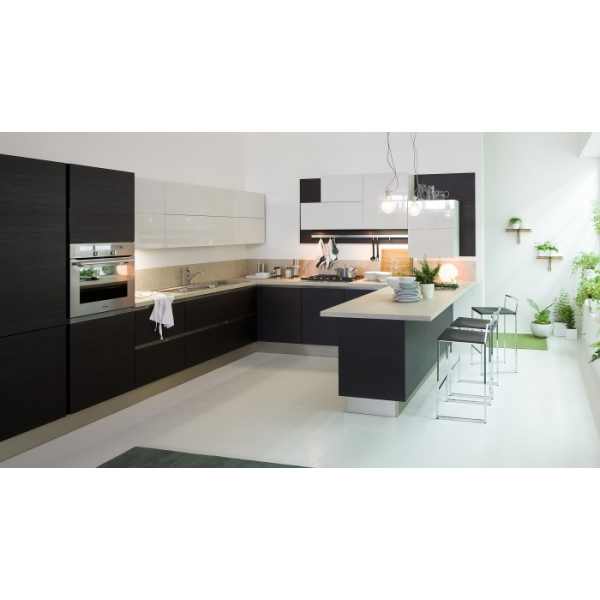 Buy Modular Kitchens And Wardrobes In Gurgaon Delhi Ncr: Cucine A U Moderne - Cerca Con Google