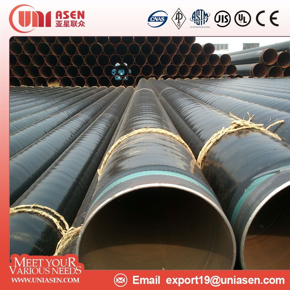 Pin On 3pe Coated Erw Steel Pipe Line Pipe