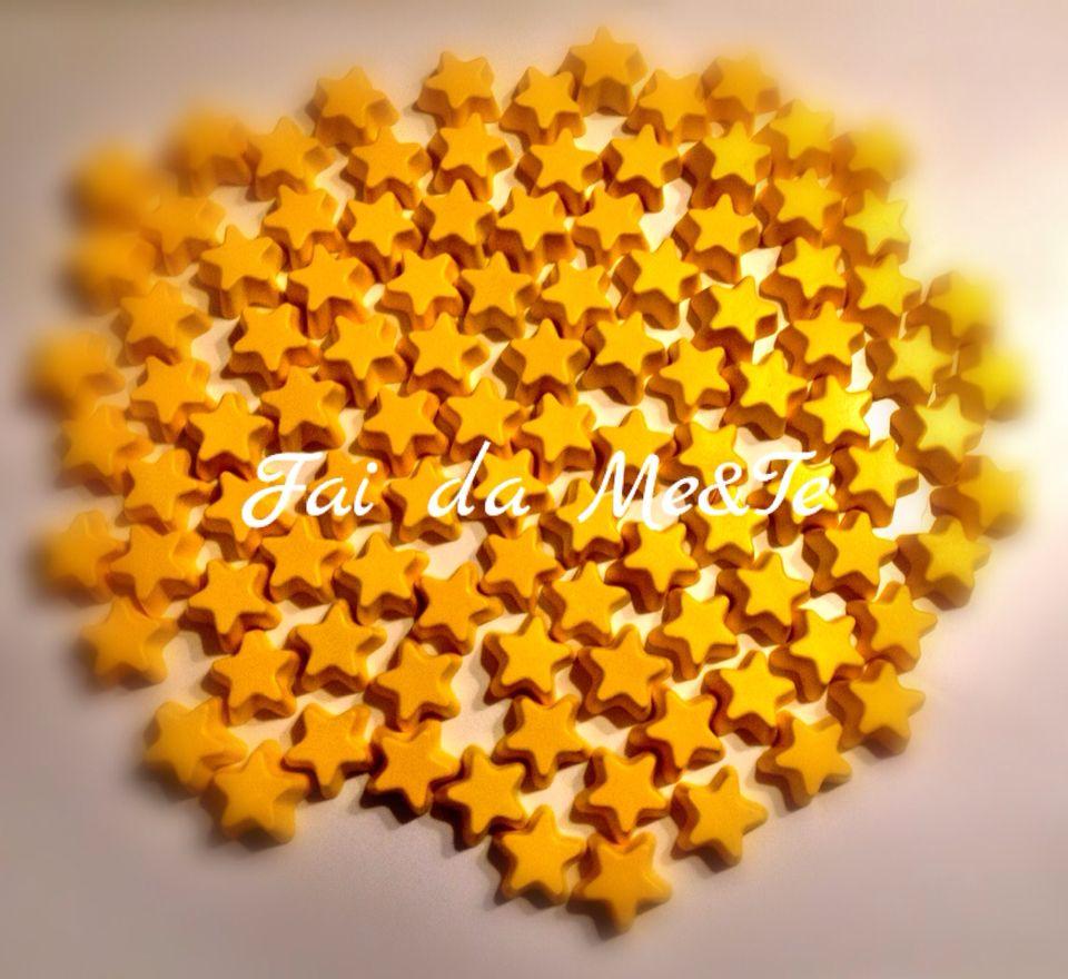 Un cielo pieno di stelle .. Ogni stella un desiderio .. Polvere di ceramica profumata