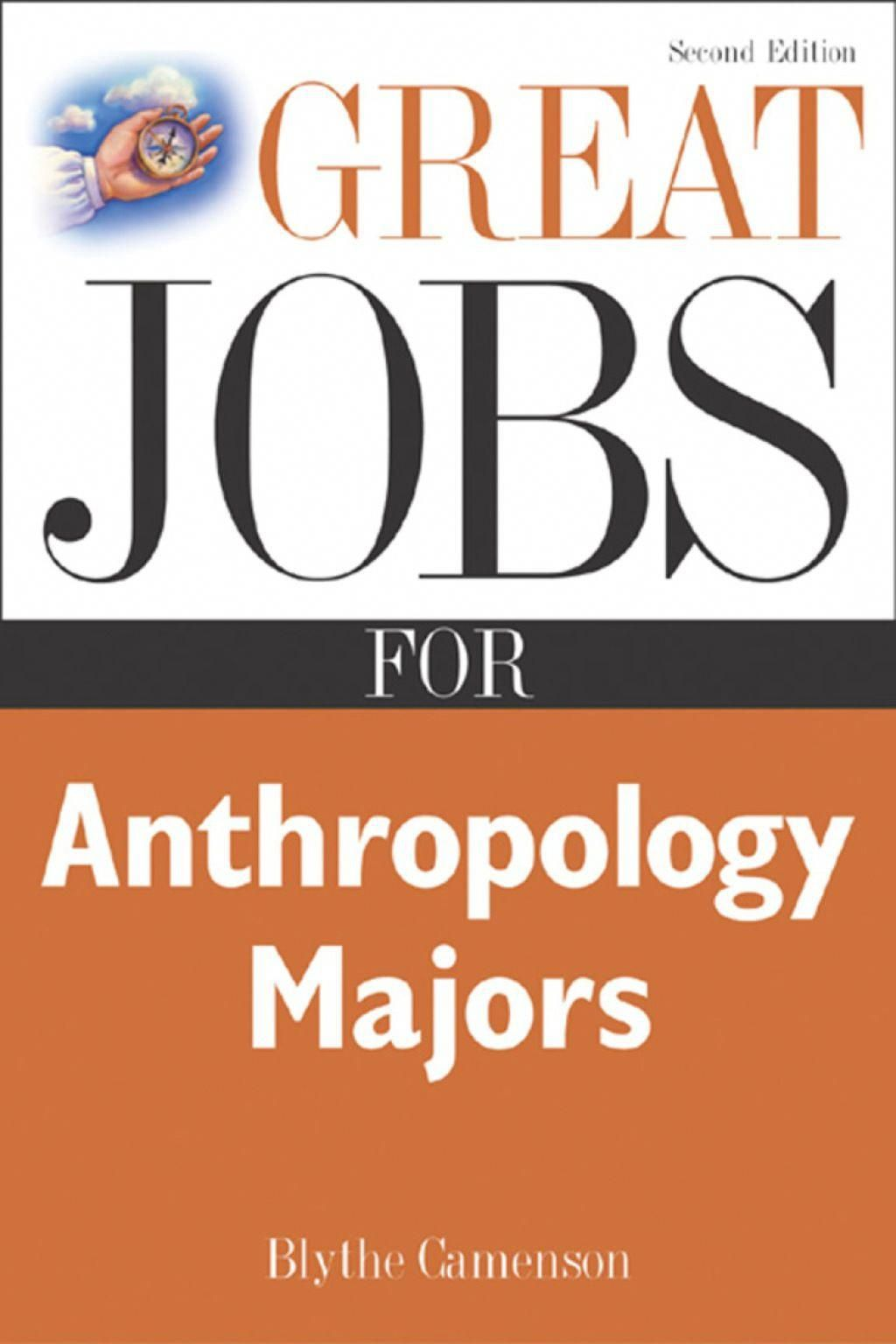 Great Jobs for Anthropology Majors (eBook)