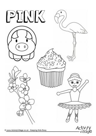 Colour Collection Colouring Pages Preschool Coloring Pages Preschool Colors Color Activities