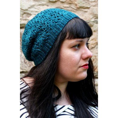 10 Free Patterns For Last Minute Christmas Gifts Slouchy Hat Knit