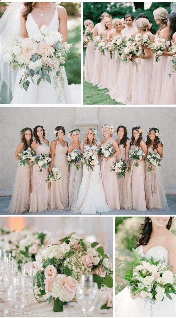 33 Blush Wedding Color Ideas for Your Wedding