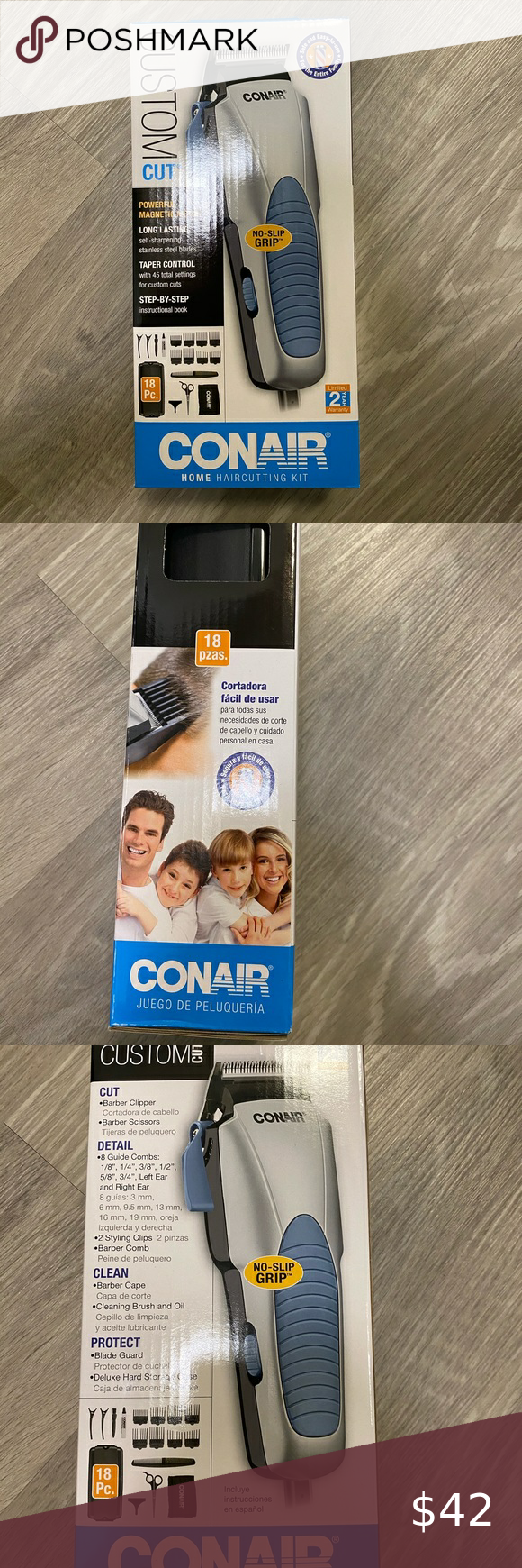 Conair Home Haircutting Kit New In 2020 Conair Kit Things To Sell