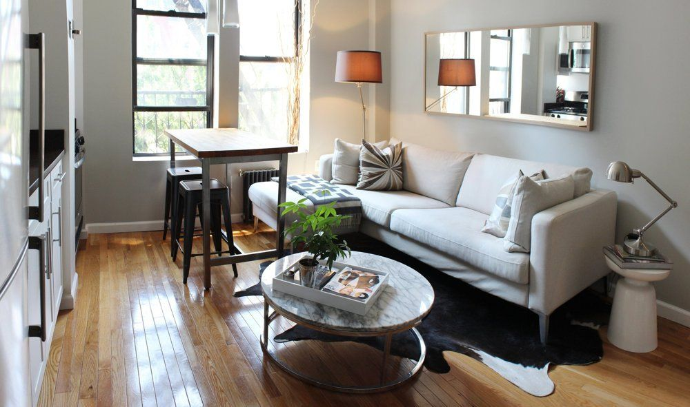 Theo s small streamlined two bedroom in hell s kitchen - 1 bedroom apartments everything included ...