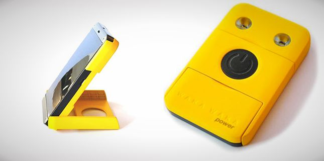 WakaWaka Solar Charger and Light | 15 of Our Favorite New Solar-Charged Gadgets