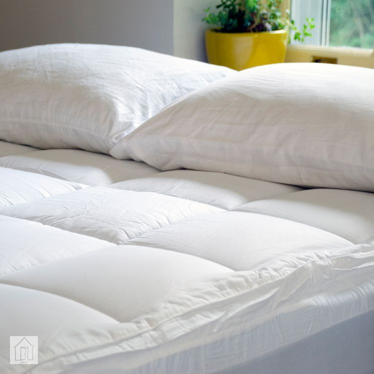 Sleep Innovations 4 Inch Dual Layer Mattress Topper Review in 2020