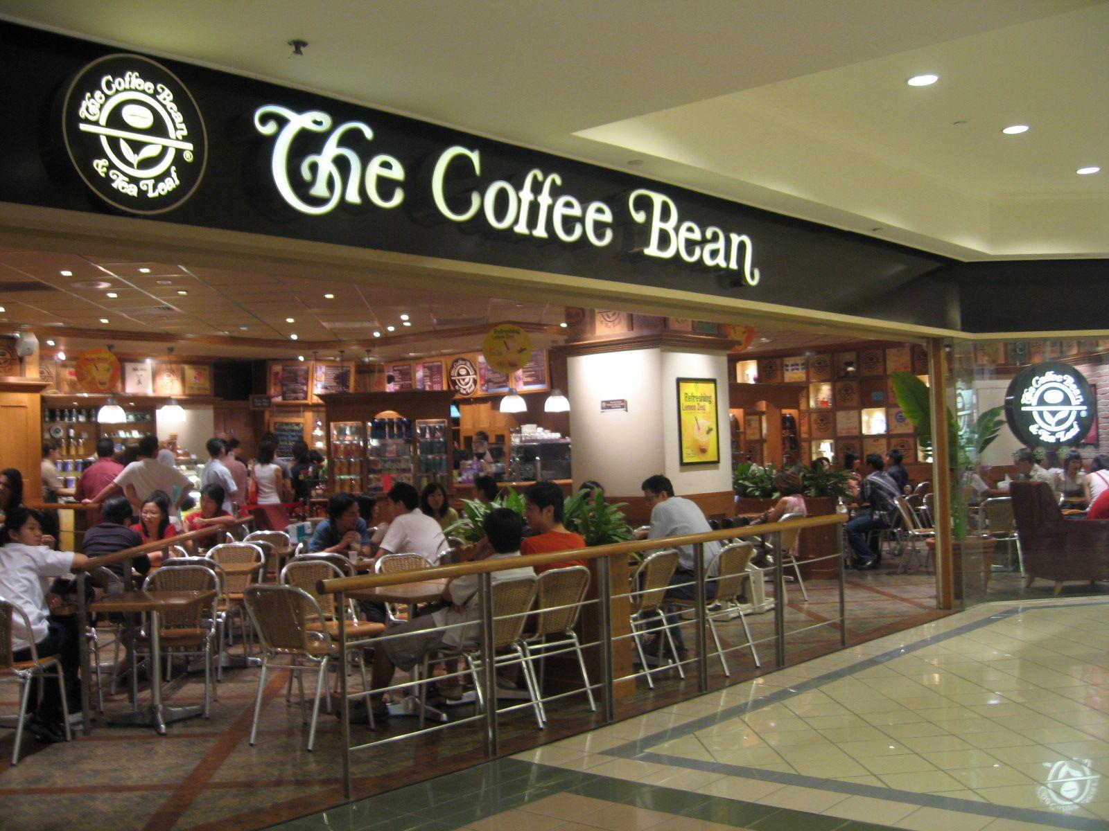 Coffee Bean And Tea Leaf East Los Angeles In 2020 Tea Leaves Coffee Beans Coffee Places