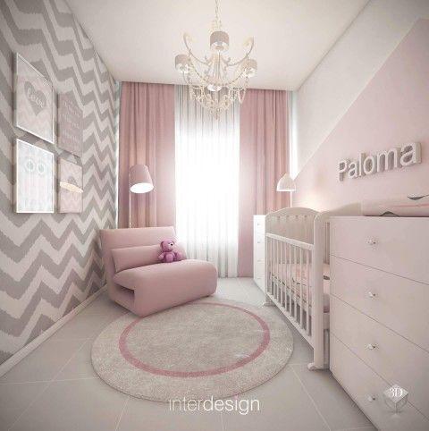 quarto menina. Black Bedroom Furniture Sets. Home Design Ideas