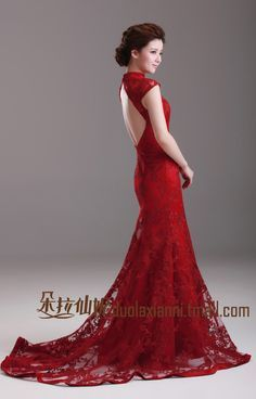 Vintage Red Wedding Dresses Google Search