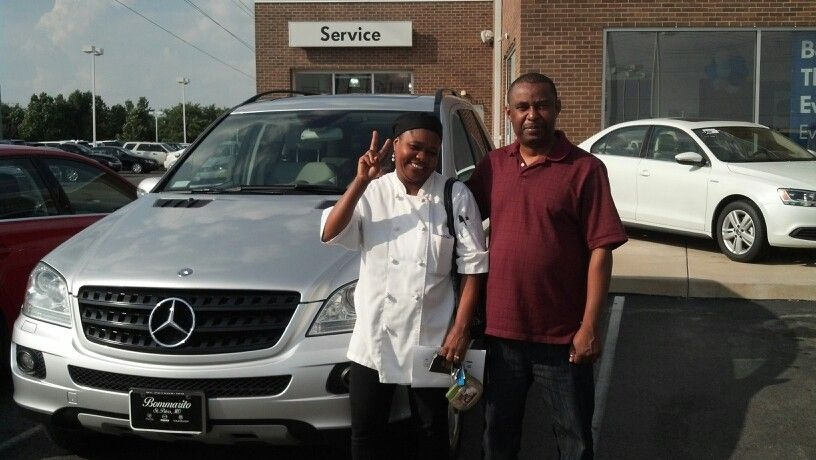 Bommarito St Peters >> Ernst And Marie Congratulations On Your New Mercedes Ml350