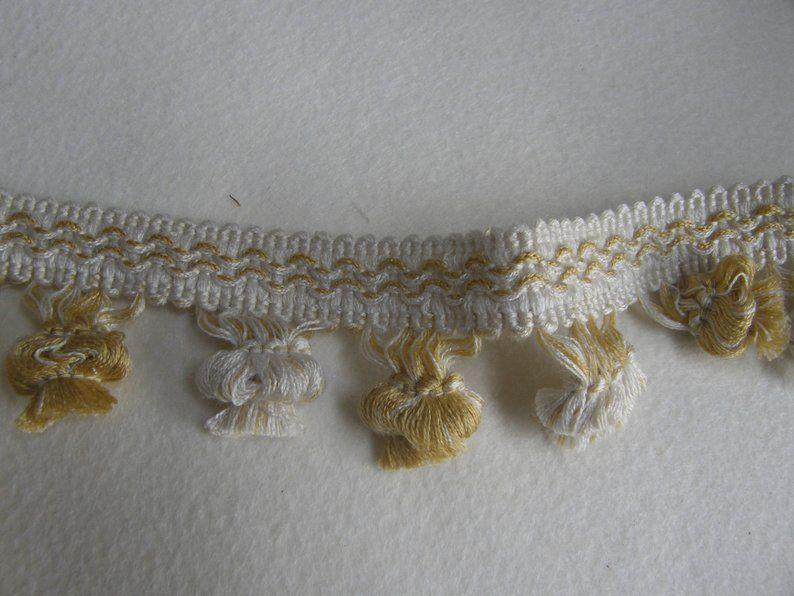 Braid Tassel Fringe Trims Embroidery Curtains Fringe Tassel