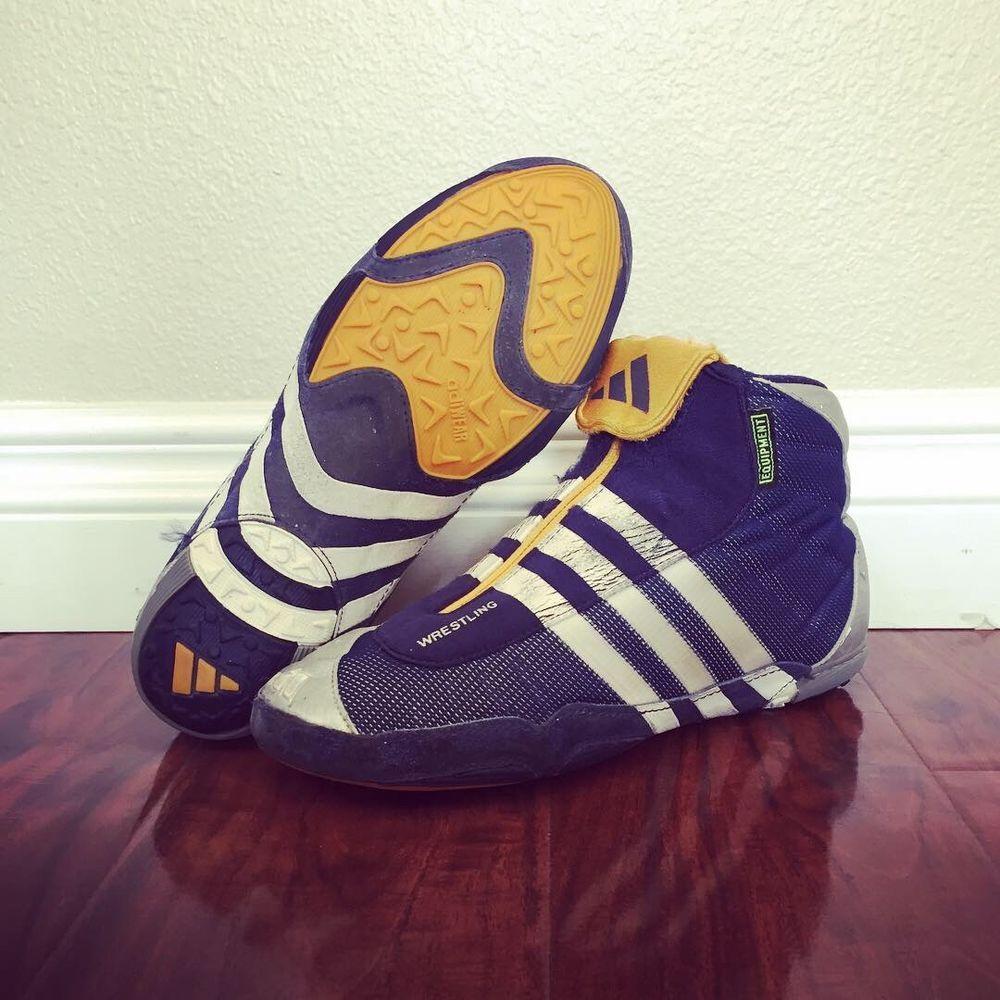 competitive price f798f ca0f2 Adidas EQT Sydney 2000 Wrestling Shoes (eBay Link)