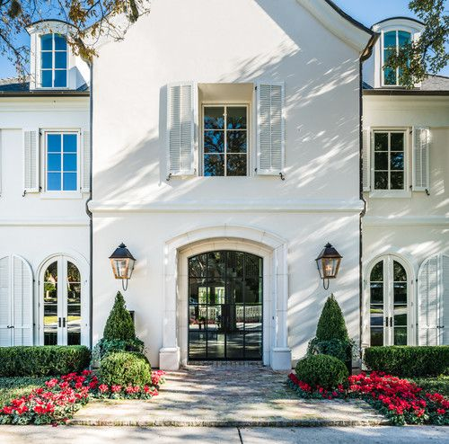 Georgianadesign Nic Abbey Luxury Homes By Lisa Nichols Home Builders San Antonio Tx Stucco Homes White Stucco House Home Builders