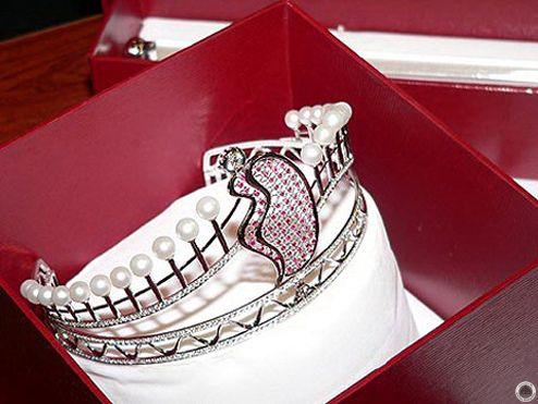 Elite Model Jewelry 2005-Crown@China