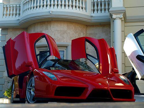 Ferrari Enzo! http://bellevue-homes.eastside-seattle-info
