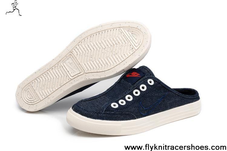 Low Price Nike Blazer 2013 Dark Blue White Lightweight Shoes