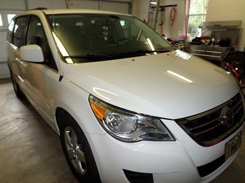 2011 Volkswagen Routan - Locust, NC #1094636463 Oncedriven