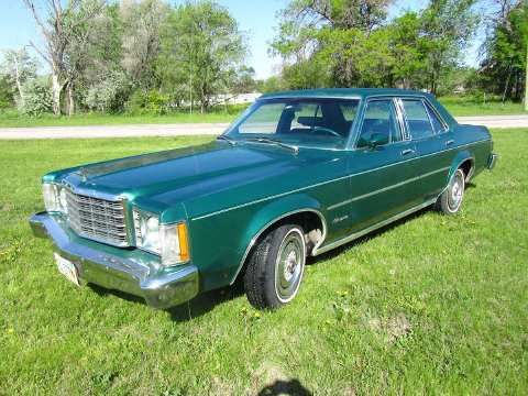 1977 Ford Granada Ford Granada Vintage Muscle Cars Vintage Muscle