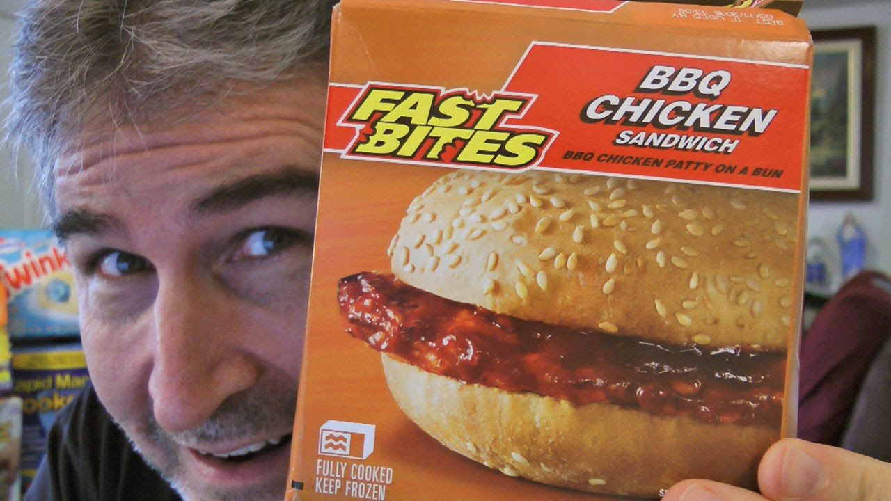 Today, I'm reviewing the Fast Bites BBQ Chicken Sandwich