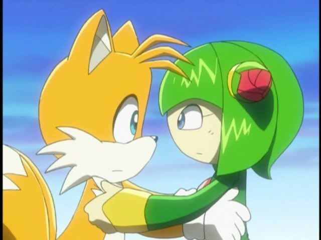 Tails & Cosmo | Sonic team | Pinterest | Sonic the ...