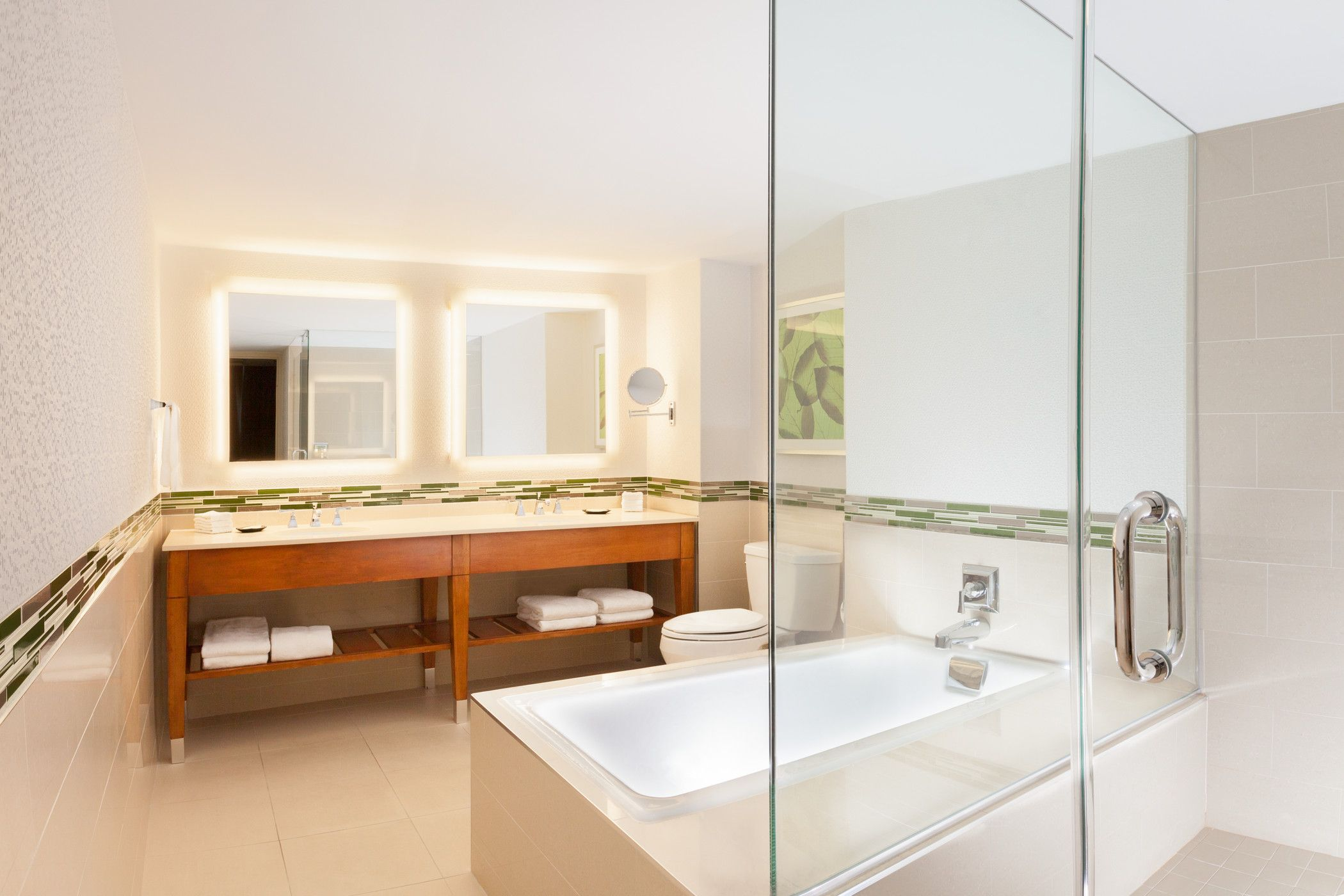 Junior Suite Bathroom | Westin Ottawa Guest Rooms | Pinterest