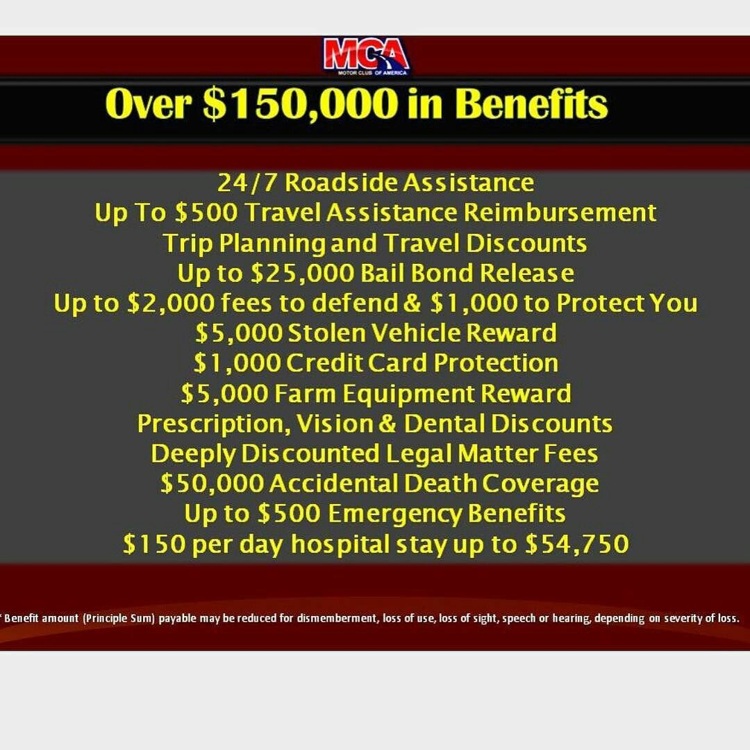 So Many Benefits As A Member 3 More Than Aaa Get More For Just